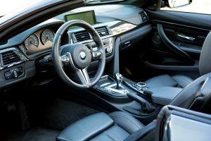 BMW M4 Cabrio Lenkrad
