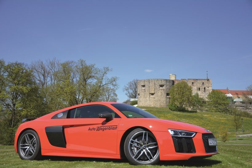 Audi R8 V10 Plus Coupe