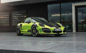 Wenn aus einem Porsche ein Techart wird