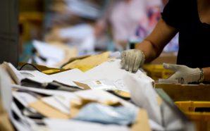 Wertschätzung im Briefumschlag