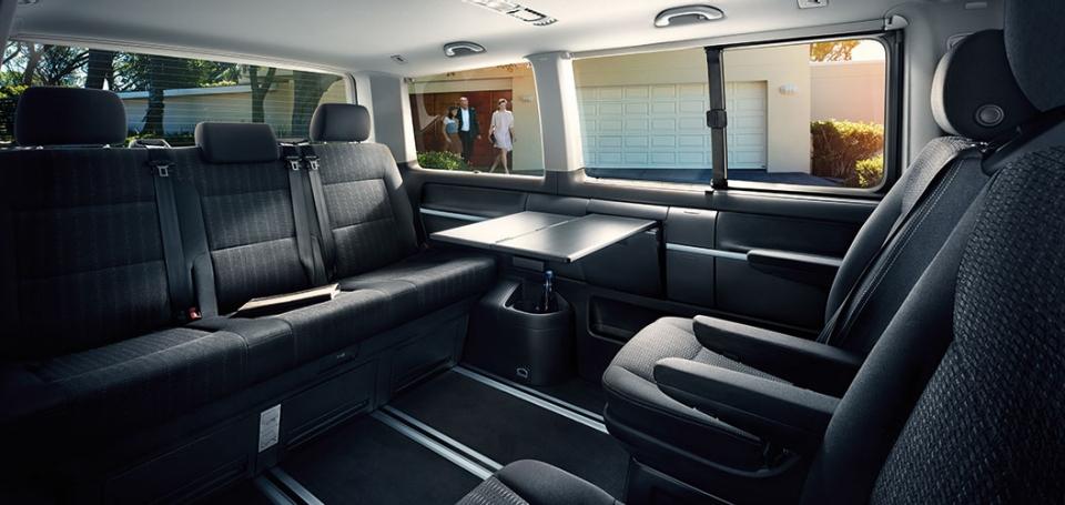 VW Multivan Innenraum