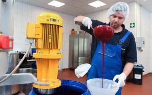 Berliner lassen Blut in Strömen fließen