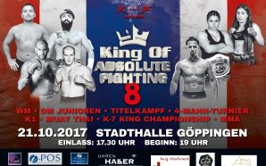 King of Absolute Fighting 8