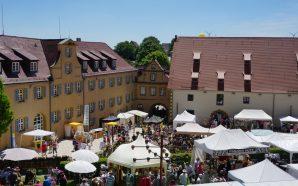 SchlossGartenTräume am ersten Augustwochenende